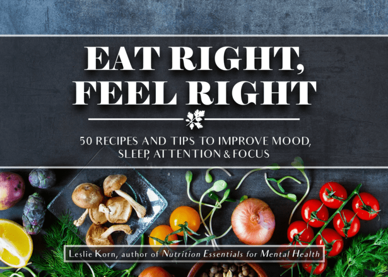 Eat Right, Feel Right. Good food recipes!