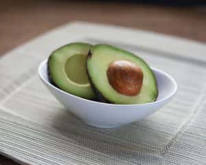 Avocado Bowl. Avocados contain entheogens