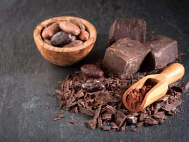 The Heavenly Health Benefits of Chocolate, chocolate, cocoa beans