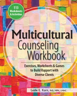 Multicultural Counseling Workbook cover