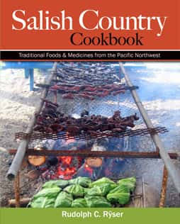 Salish Country Cookbook cover