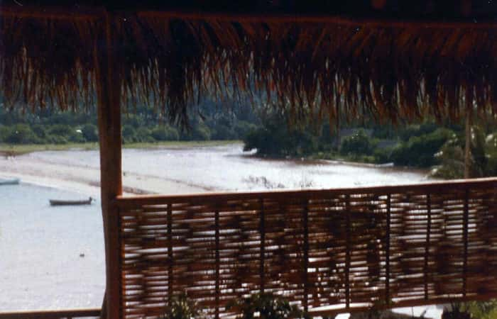 Authors Home, Palapa, River