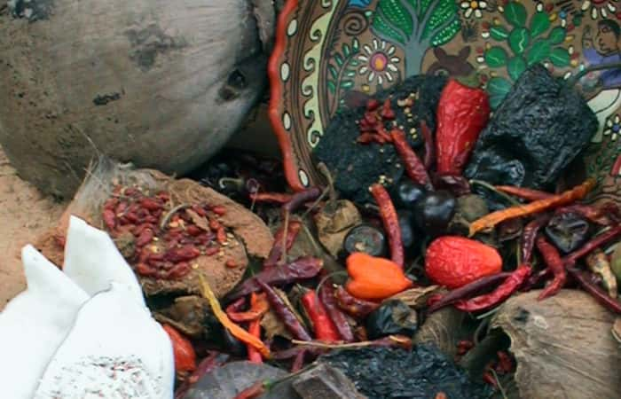Dried Hot Peppers, Mix of Hot Peppers, Mexican Food, Traditional Medicine