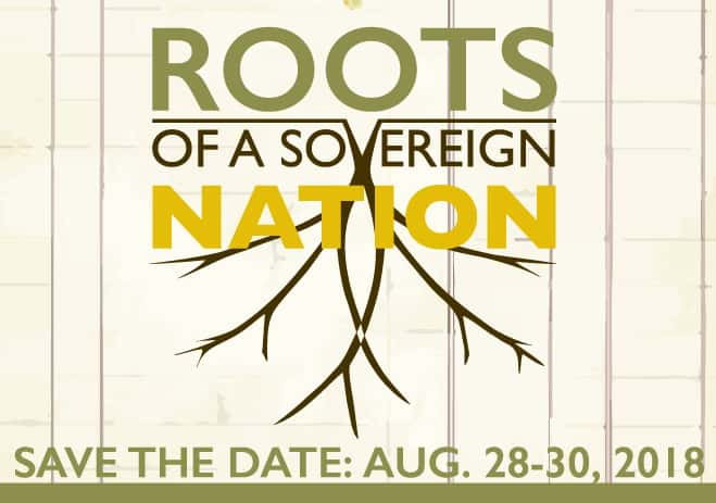 Roots of a Sovereign Nation: Food Summit