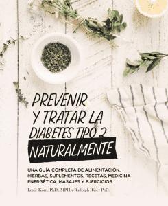 Prevenir y Tratar Diabetes Naturalmente Cover
