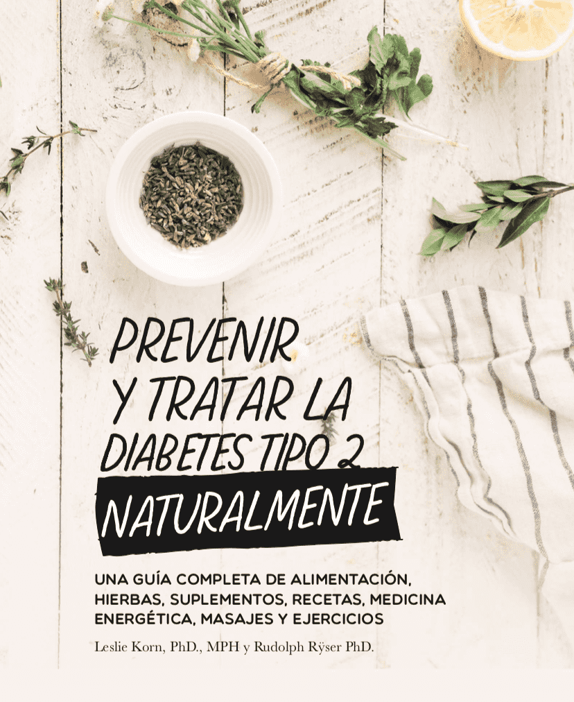 Prevenir y Tratar Diabetes Naturalmente Cover
