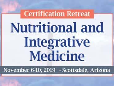 Integrative Medicine Certificate