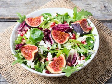 fig and arugula salad